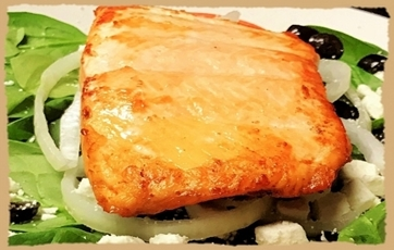 Picture of Salmon Salad