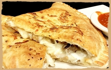 Picture of Pavarotti Calzone